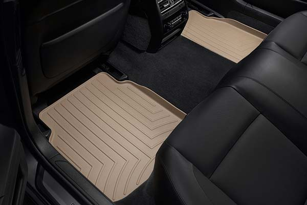 You can also choose to get DigitalFit Floor Liners in a color that will highlight your interior
