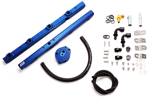 bbk fuel rails kit