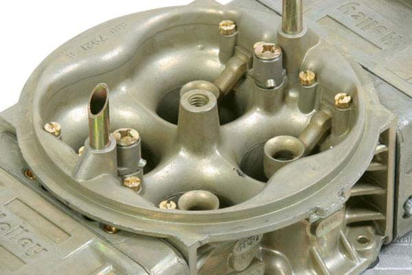 holley classic hp carburetor detail