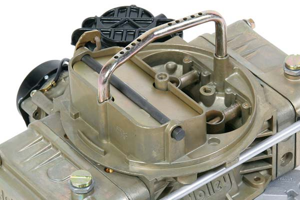 holley off road truck avenger carburetor detail1