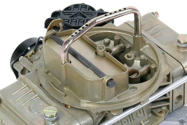 holley off road truck avenger carburetor detail1