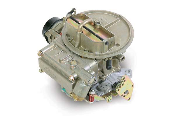 holley performance 2bbl carburetor v2