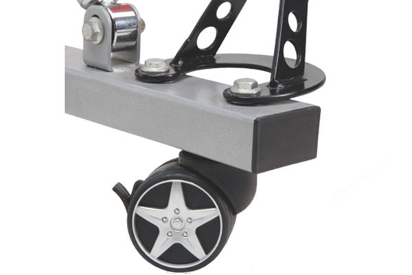 Intro Tech PitStop Desk Bookcase Wheels