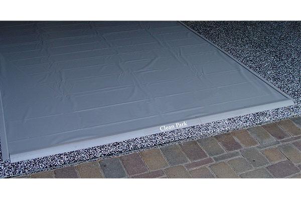 garage floor mat park smart clean park garage floor water mats