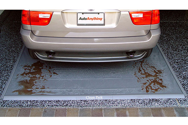 Park Smart Clean Park Garage Floor Mat Free Shipping