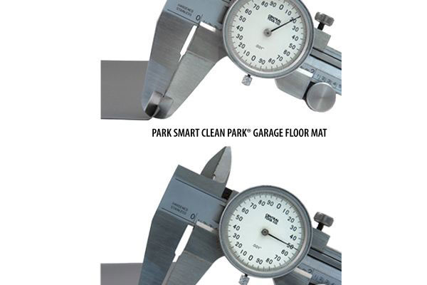 parksmart clean park garage floor mat rel 1