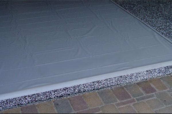 parksmart clean park garage floor mat v2