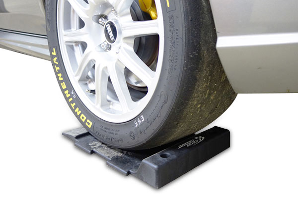 race ramps pro stop parking mat use 2