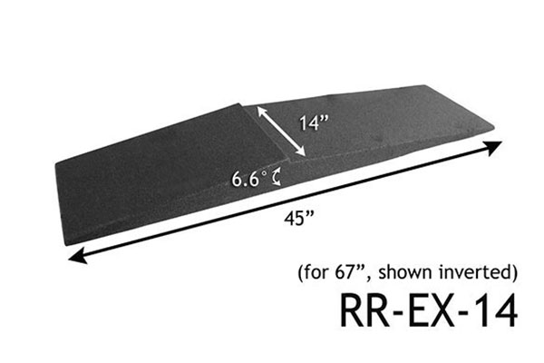 race ramps RR EX 14d