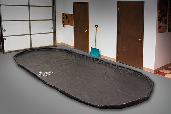 rhino shelter protection pocket floor guard garage