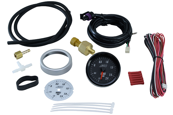 aem oil pressure kit