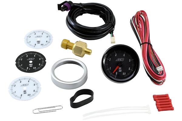 aem pressure kit