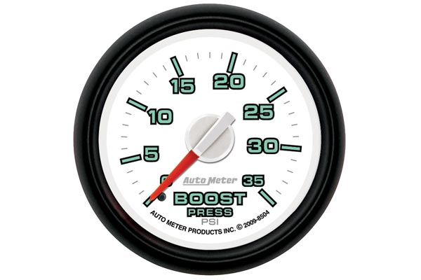 autometer dodge factory match gauges lit
