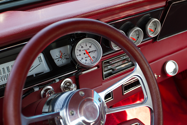 autometer ultra lite ii gauges installed