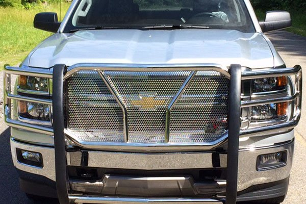 5948 westin hdx grille guard front chevy