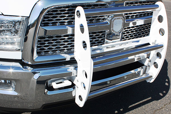 ami swing step grille guard side