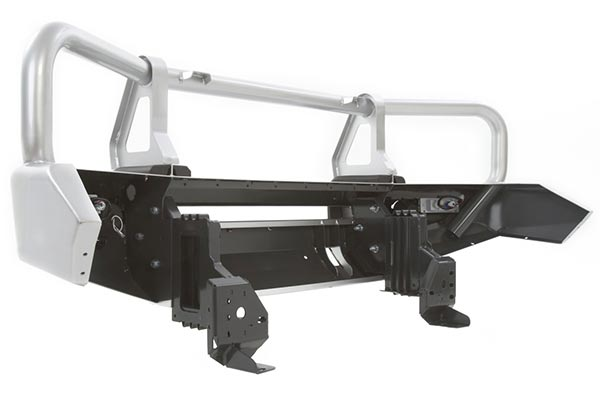 Arb Deluxe Front Bumper Bull Bars Amp Summit Bars Free
