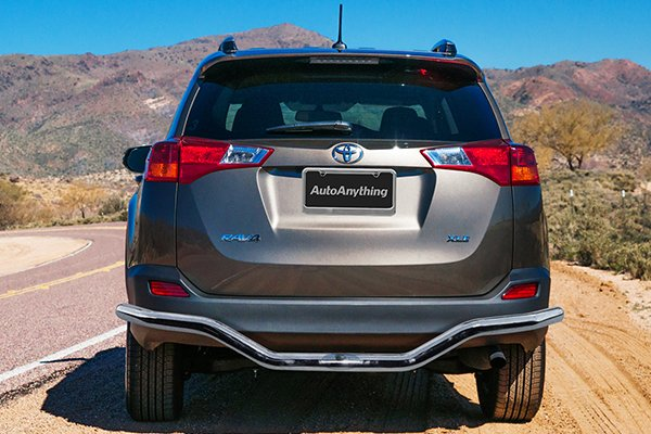black horse off road rear bumper guard toyota rav4 lifestyle