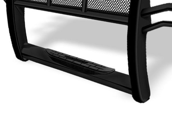 broadfeet grille guards step detail