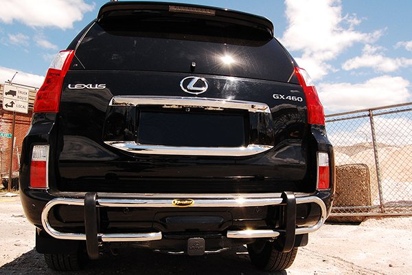 broadfeet rear bumper guard lexus gx lifestyle