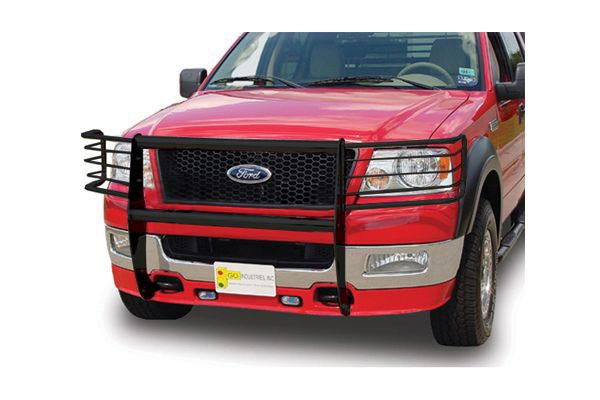 go industires knockdown grille guard black