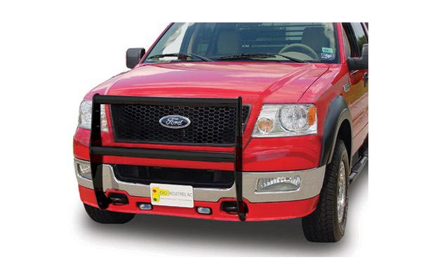 go industires knockdown grille guard no brush black