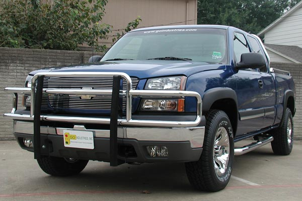 go industries big tex grille guard chevy