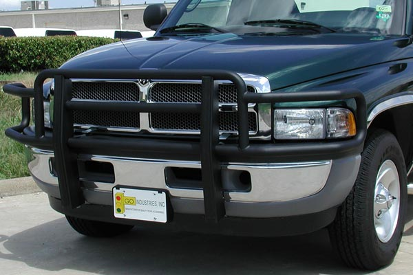 go industries big tex grille guard dodge