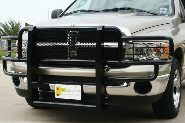 go industries rancher grille guard 46661