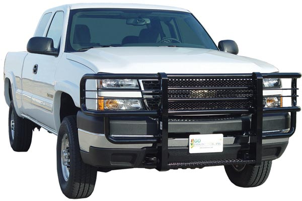 go industries rancher grille guard chevy