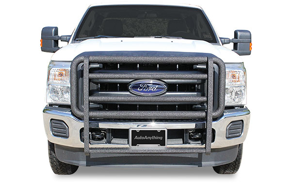 go industries xld rancher grille guard center section