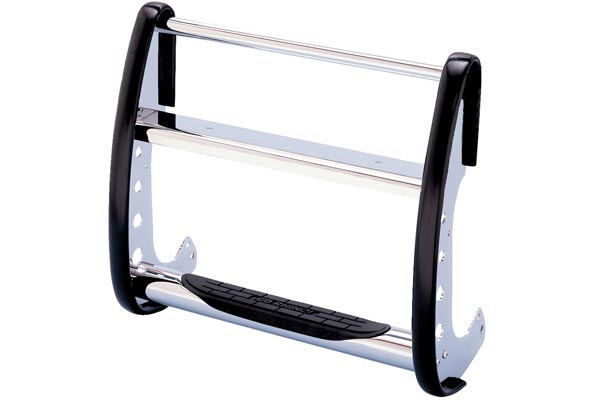 go rhino 3000 series center guard chrome