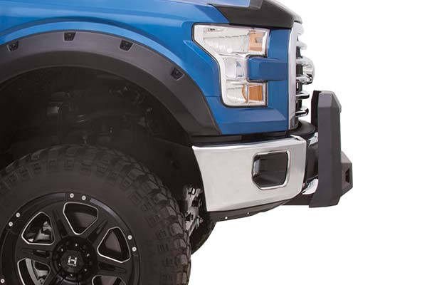 lund revolution led bull bar side