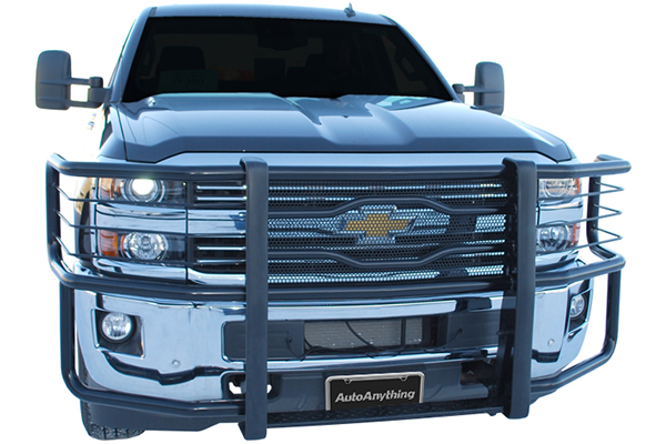 luverne prowler max grille guard installed silverado