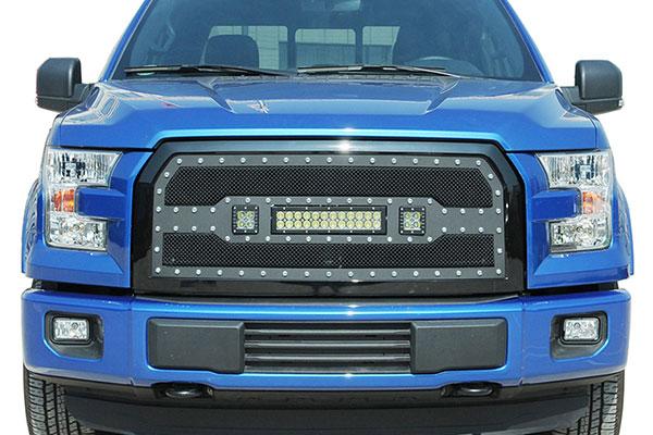 proz premium led grille detail