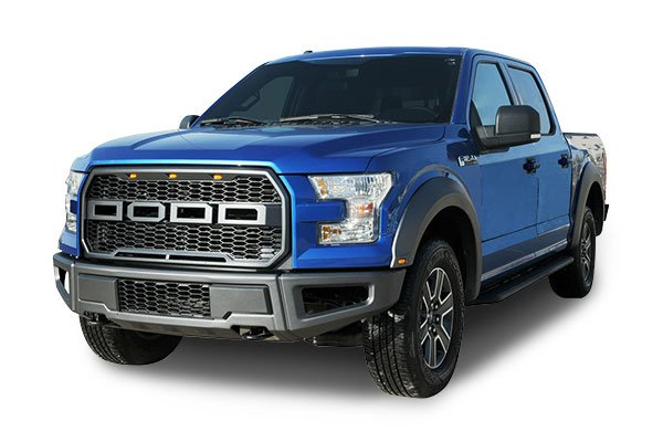 proz premium raptor style grille vehicle