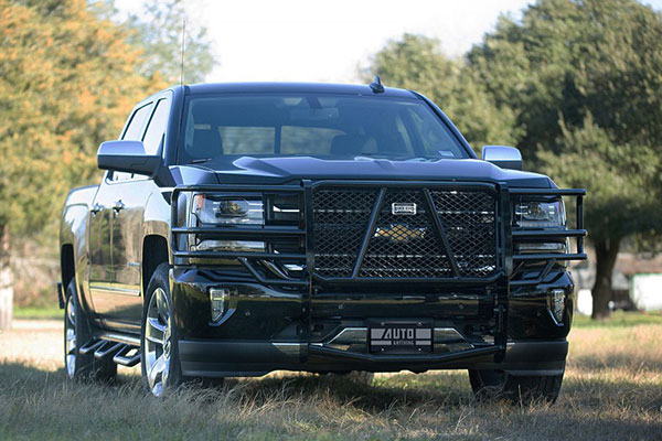 ranch hand legend grille guard chevy