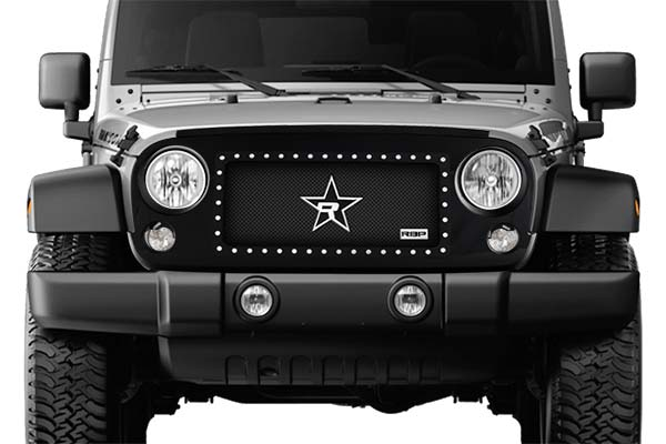 rbp ndx grille jeep