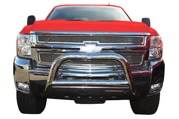 steelcraft 3.5 inch oval bull bar chevy