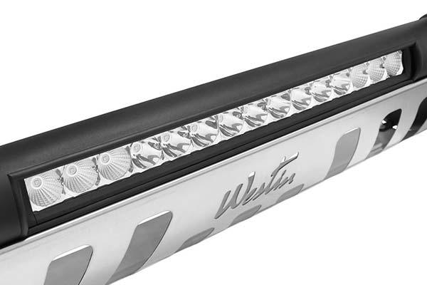 westin-ultimate-led-bull-bar-light-detail