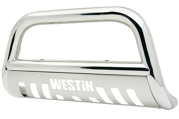 westin e series bull bar detail