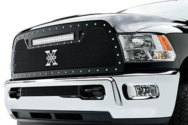 T Rex Torch LED Grilles Ram Zoom