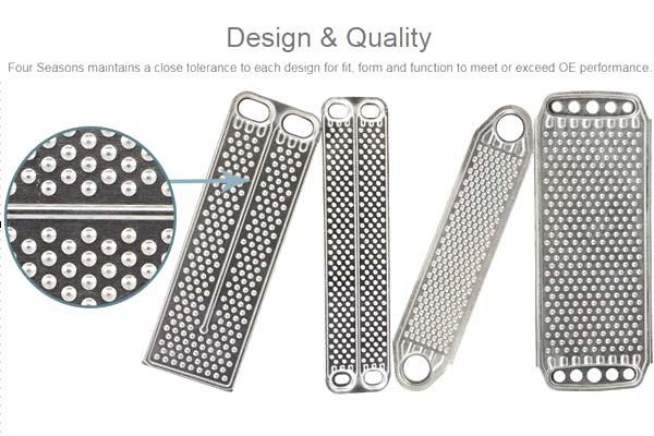 Four Seasons Evaporator Design and Quality