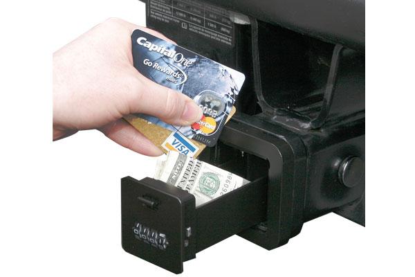 HitchSafe Key Vault 2 credit card