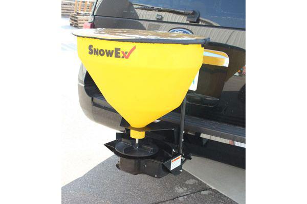 SnowEx on truck