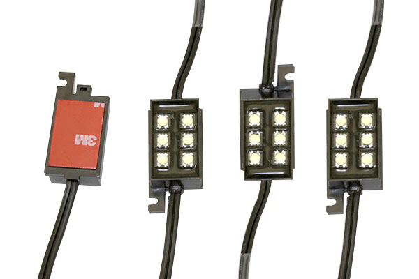 anzo led bed rail lights rel