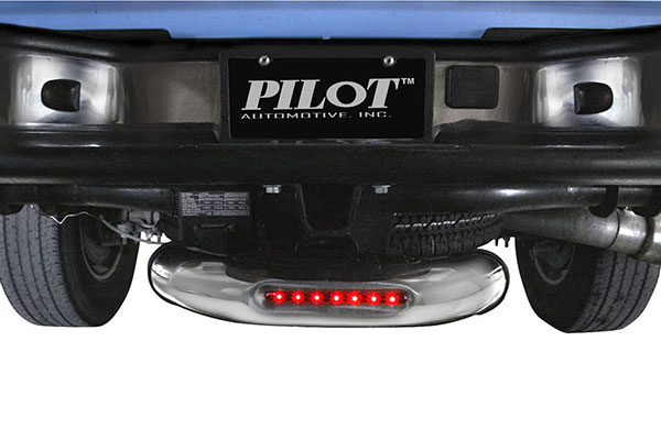 bully hitch step lights related