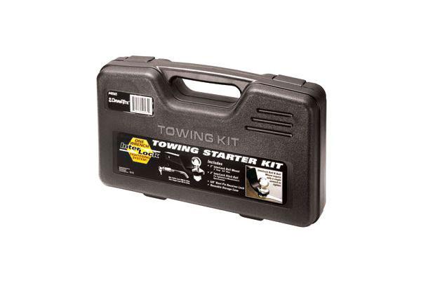 draw tite towing starter kit case