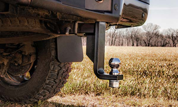 husky liners drop hitch ball mount rel2