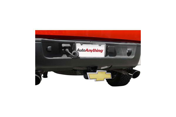 premium hitch covers chevy